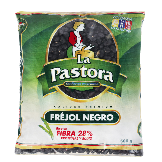 Fréjol Negro 500 g
