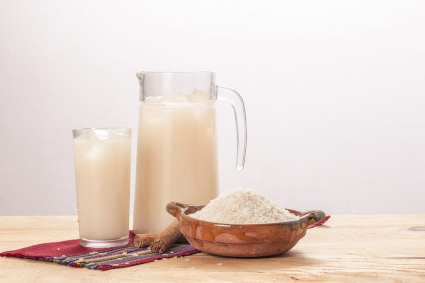 Resbaladera chicha de arroz
