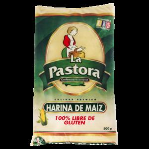 Harina de maíz 500 g