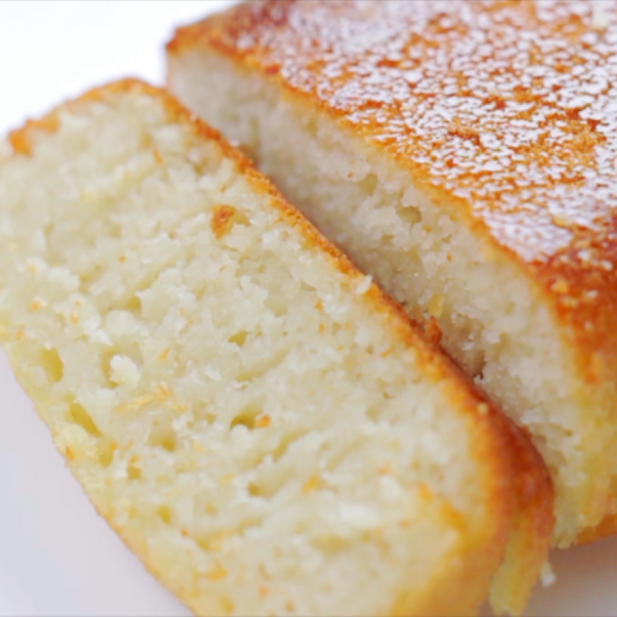 Pan de arroz sin gluten