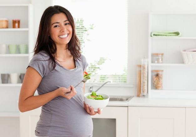 Embarazo saludable con ayuda de tus granos favoritos